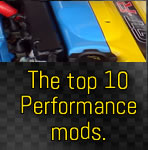 Top 10 performance mods