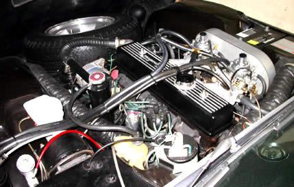 tvr 2500 engine